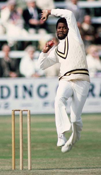 Malcolm Dinzil Marshall West Indies World Cricket