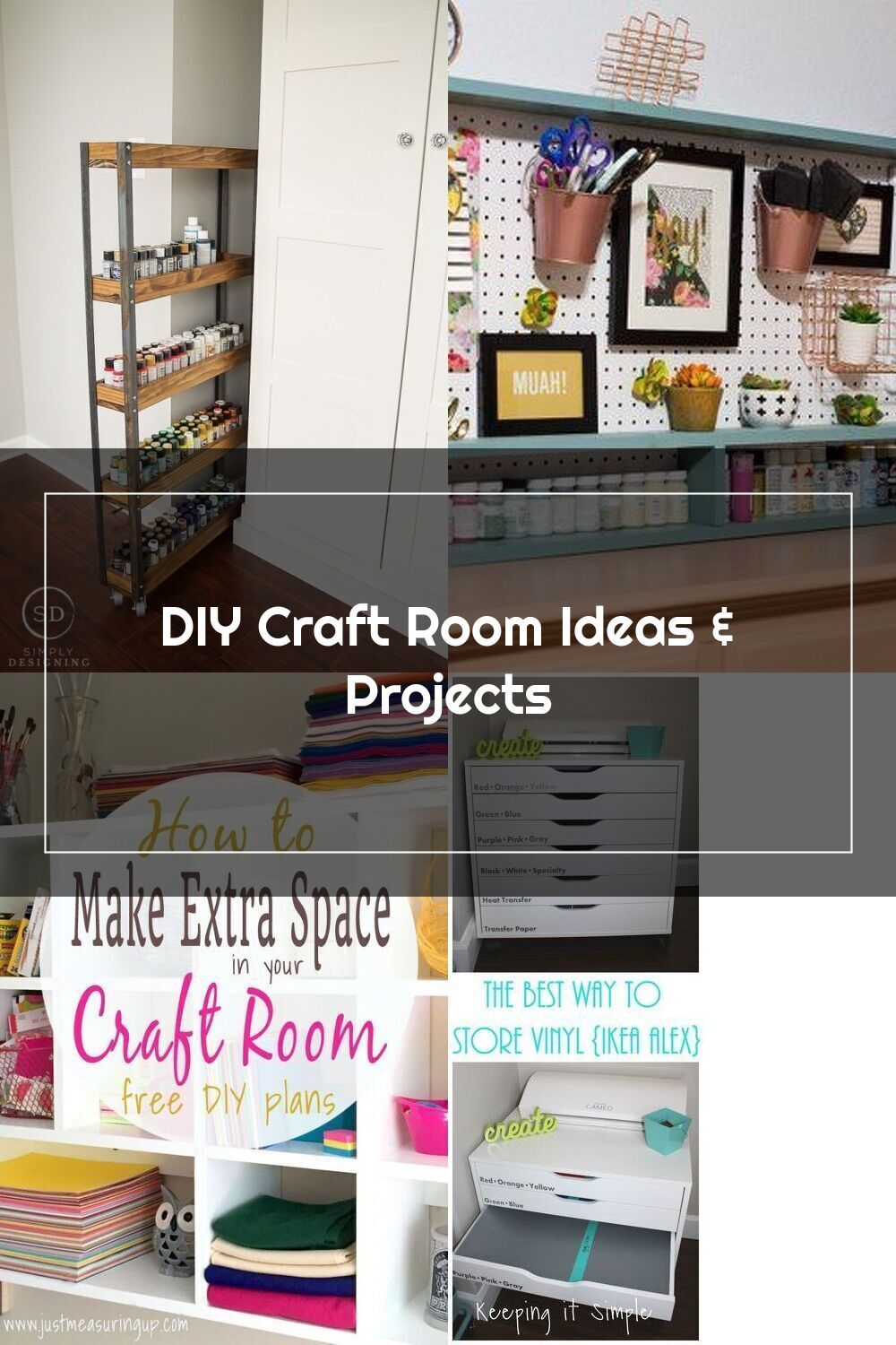 Pin On Craft Room Storage
