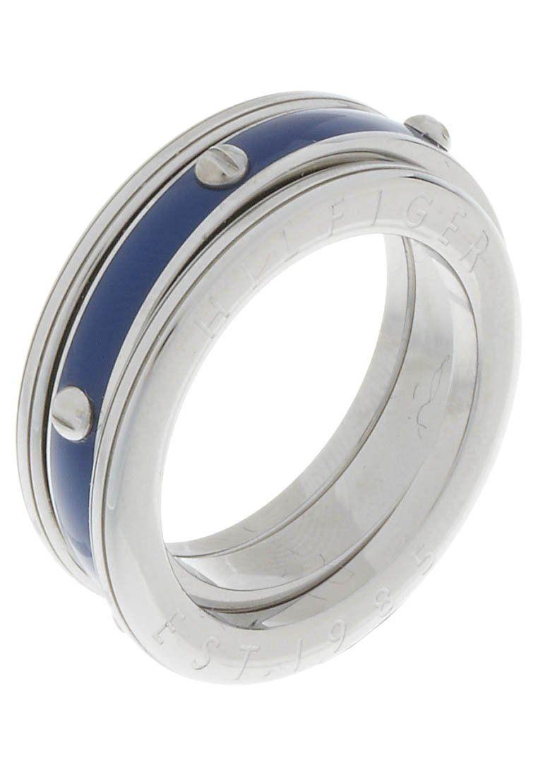 Pierścionek - srebrny