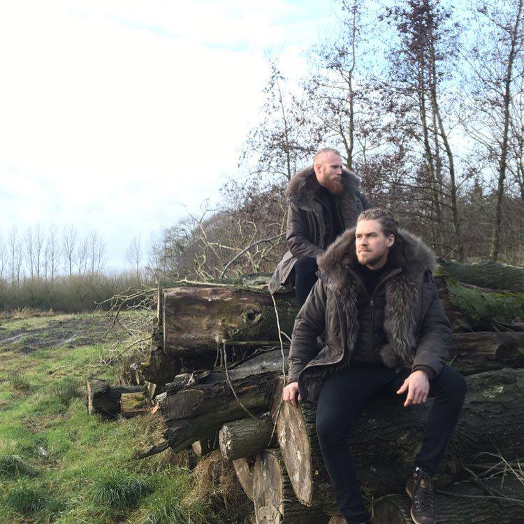 "Gefällt 50 Mal, 2 Kommentare - Lasse Pedersen (@lasse_nc) auf Instagram: ""Preview of our new mens Collection  #Vikingsinfur #naturescollection #vikings #mensfur"""
