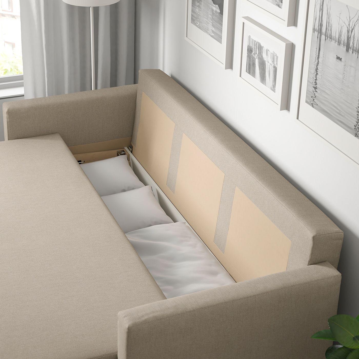 Friheten 3er Bettsofa Hyllie Beige Ikea Osterreich In 2020 Friheten Sofa Bed Friheten Sofa Sofa Bed