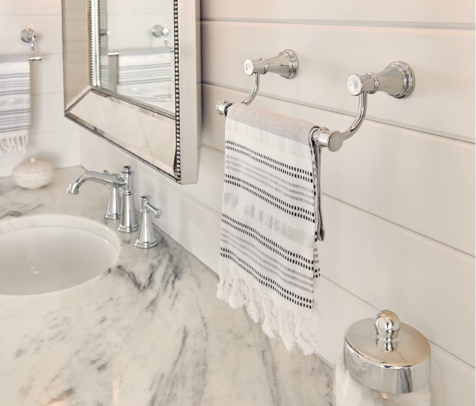 Moen Yb6486 In 2020 Hand Towels Bathroom Bathroom Inspiration
