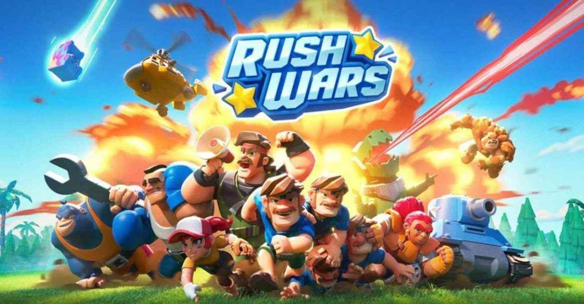 Rush Wars Mod Apk 0 284 All Region Unlocked Download War Clash Of Clans Pokemon Cards
