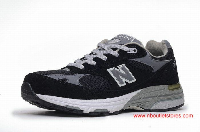 Shop the latest New Balance Womens 993 Black Grey Made In USA Running Shoes  at authorized store,various series of new balance shoes sale for cheap,best  ...