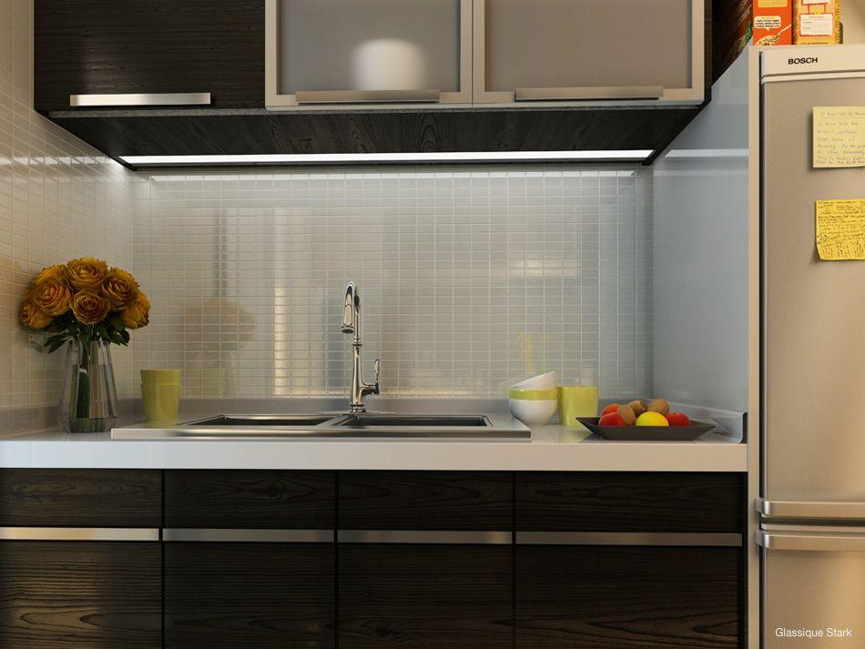 Interceramic glassique stark new products pinterest for Azulejos para cocina interceramic