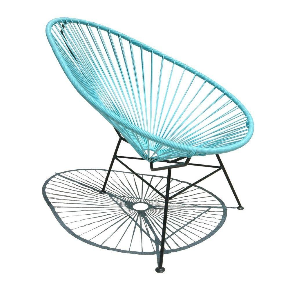 Acapulco chair cb2 - Silla Acapulco De Autor Desconocido Se Empez A Fabricar En La D Cada De 1950