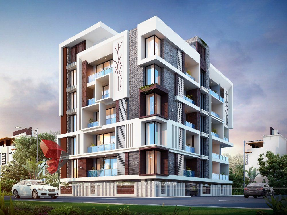 Exterior By Sagar Morkhade Vdraw Architecture 8793196382