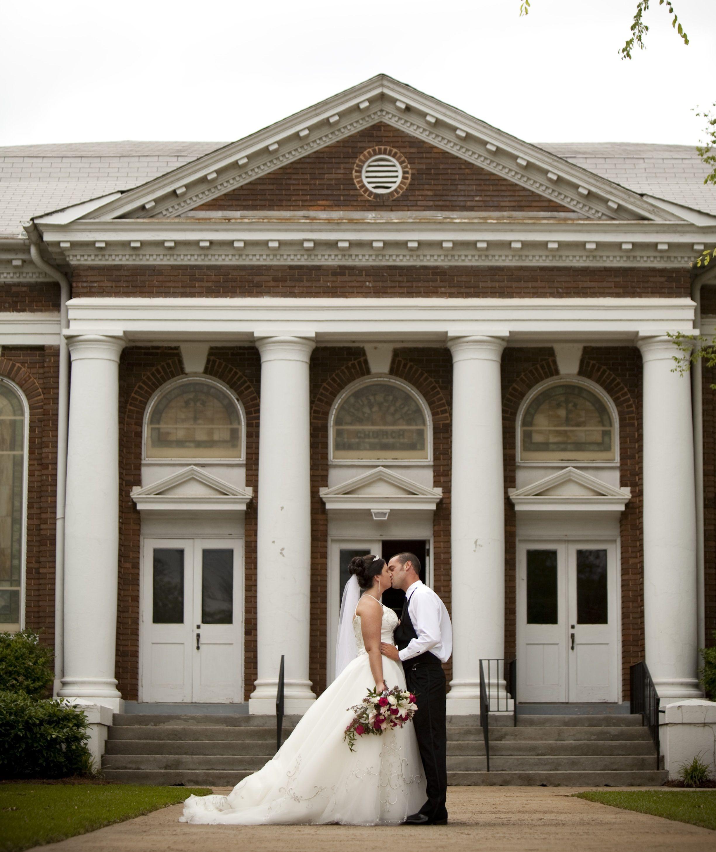Locust Grove Wedding: Henry County CVB