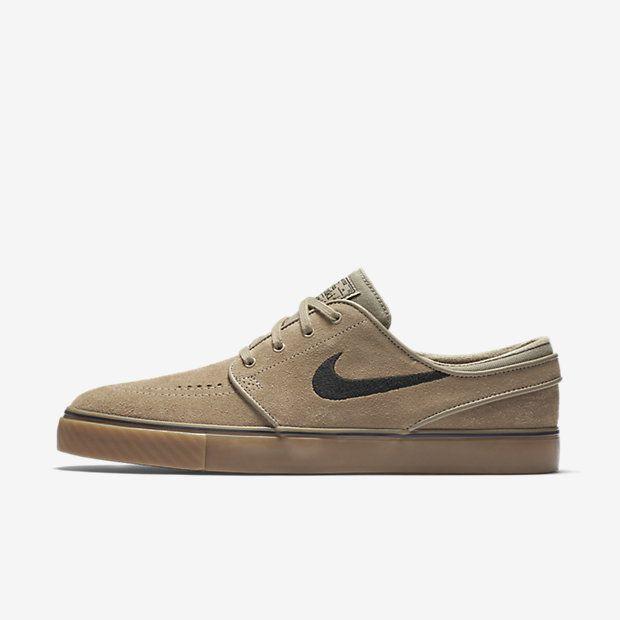 Zapatos marrones Nike Zoom Stefan Janoski para hombre pIEYGDci4