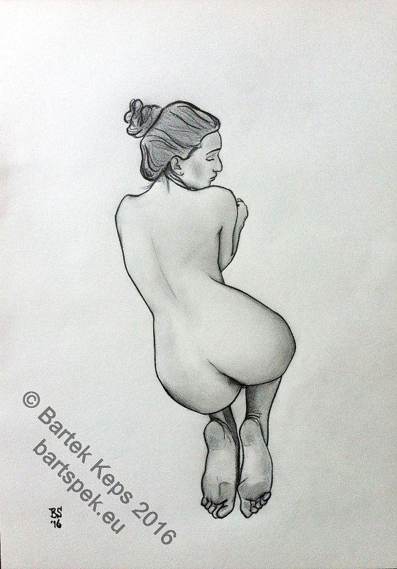 Erotic Nude Drawings 102