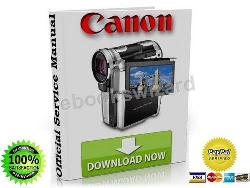 canon hv10 hv10e service manual repair guide download other rh pinterest com Canon Cameras Digital Canon ZR600 Digital Camcorder
