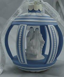 wedgewood ornament