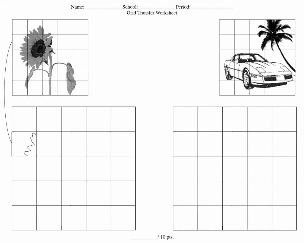 Mystery Picture Grid Coloring Worksheets Unique Worksheet
