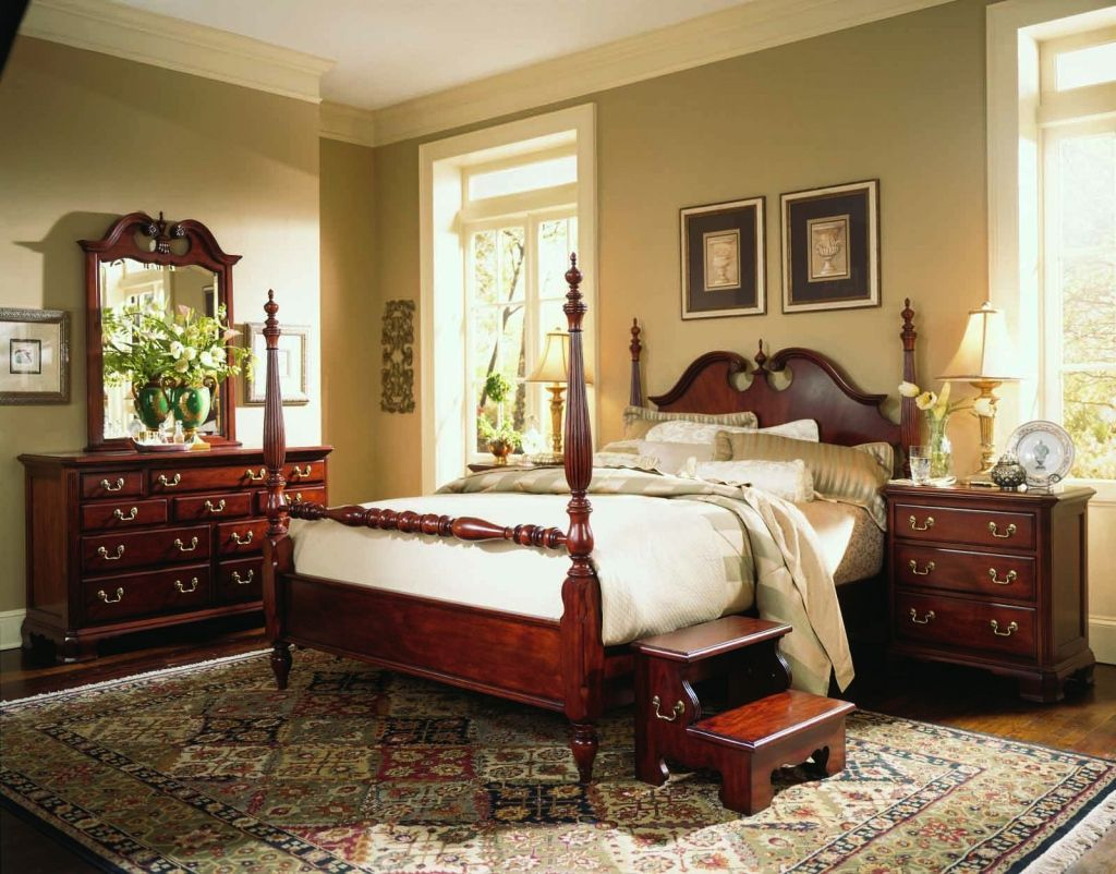 Lexington Bedroom Sets Alluring Lexington Cherry Bedroom Furniture  Best Color Furniture For You Review