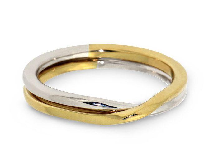 45a61d5a985 Alianças de casamento únicas e lindas