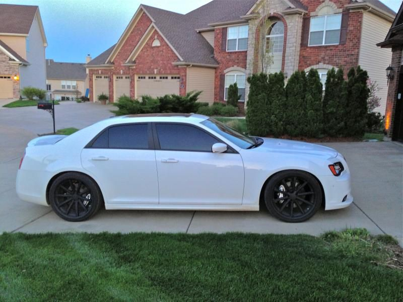 Wheels And Lowering Options For 2nd Gens Page 2 Chrysler 300c