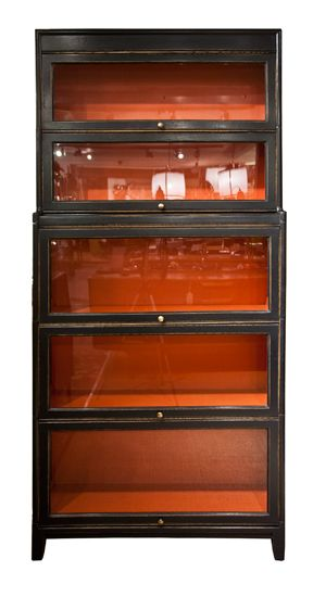 1930's Bauhaus Style Stacking Bookcase | Bookcase | Pinterest ...