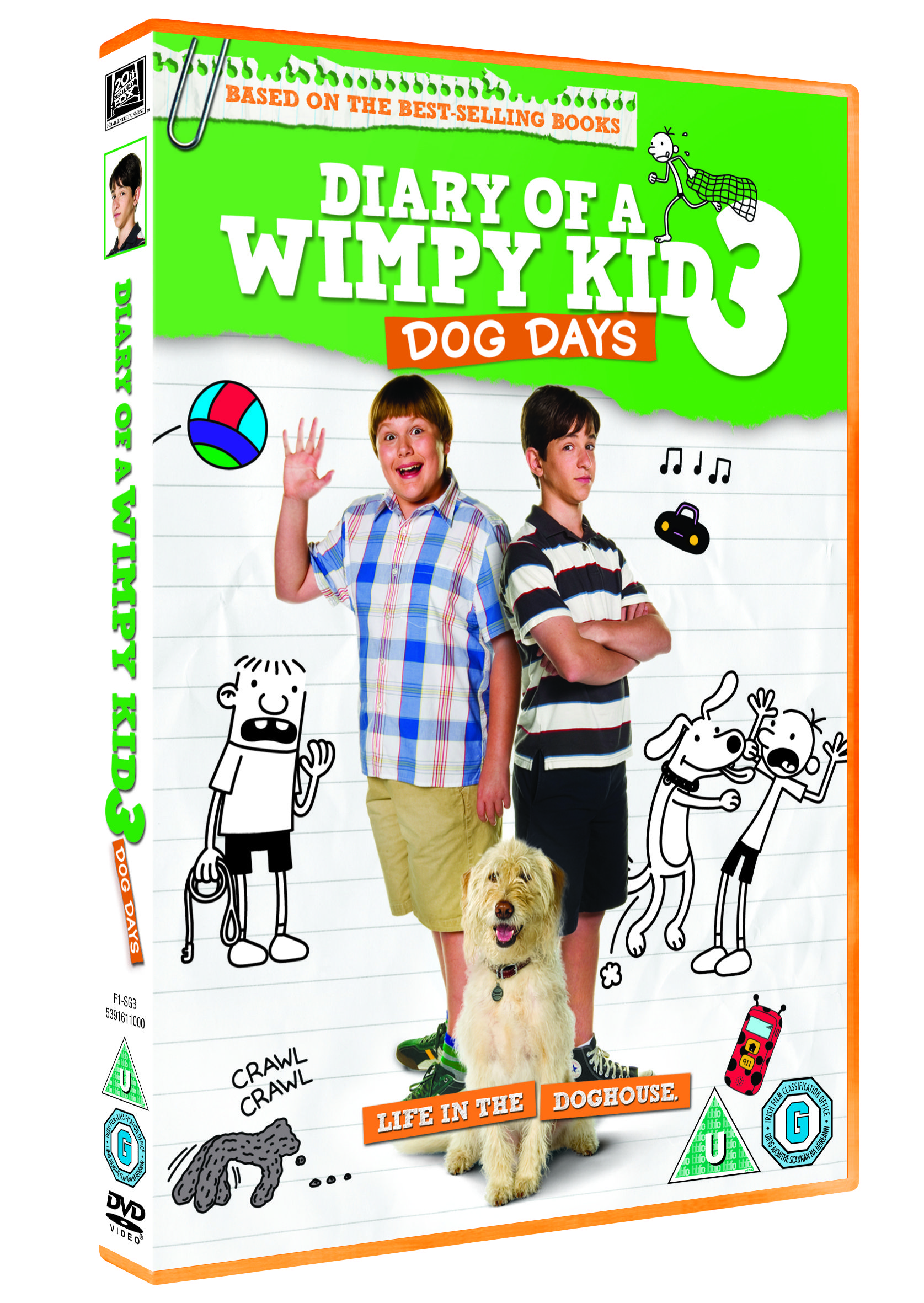 Zoo Wee Mamma The Movie Of The Book Diary Of A Wimpy Kid Dog Days By Jeff Kinney Is Now Out On Dvd Wimpy Kid Wimpy Kid Movie Wimpy