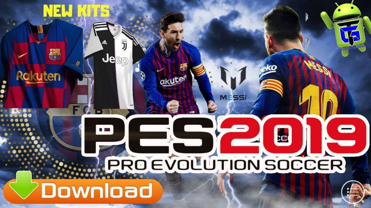 PES 2019 Mobile PATCH Messi OBB Update Download | Chris | Messi, Pro