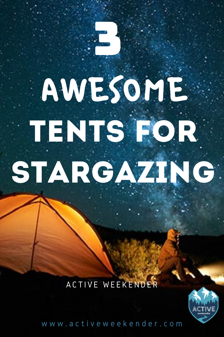 Photo of Wanna See The Stars? We've Found The Best Stargazing Tents – Active Weekender