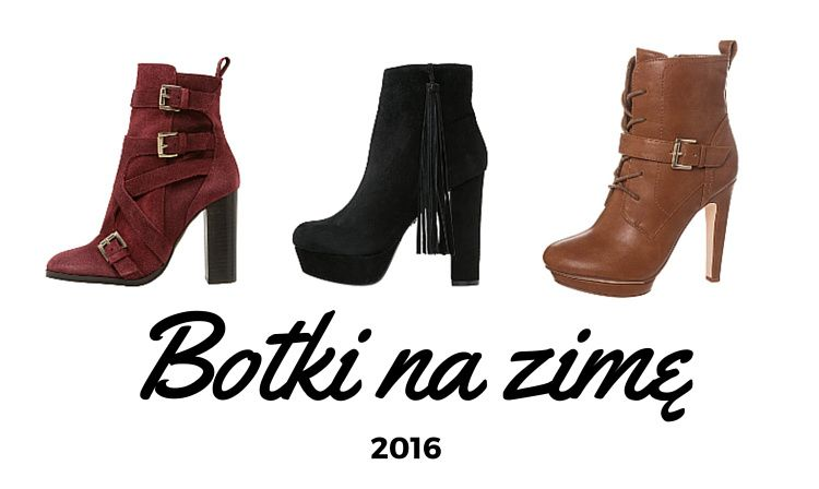 Botki Na Obcasie Na Zime 2018 Ankle Boot Shoes Boots