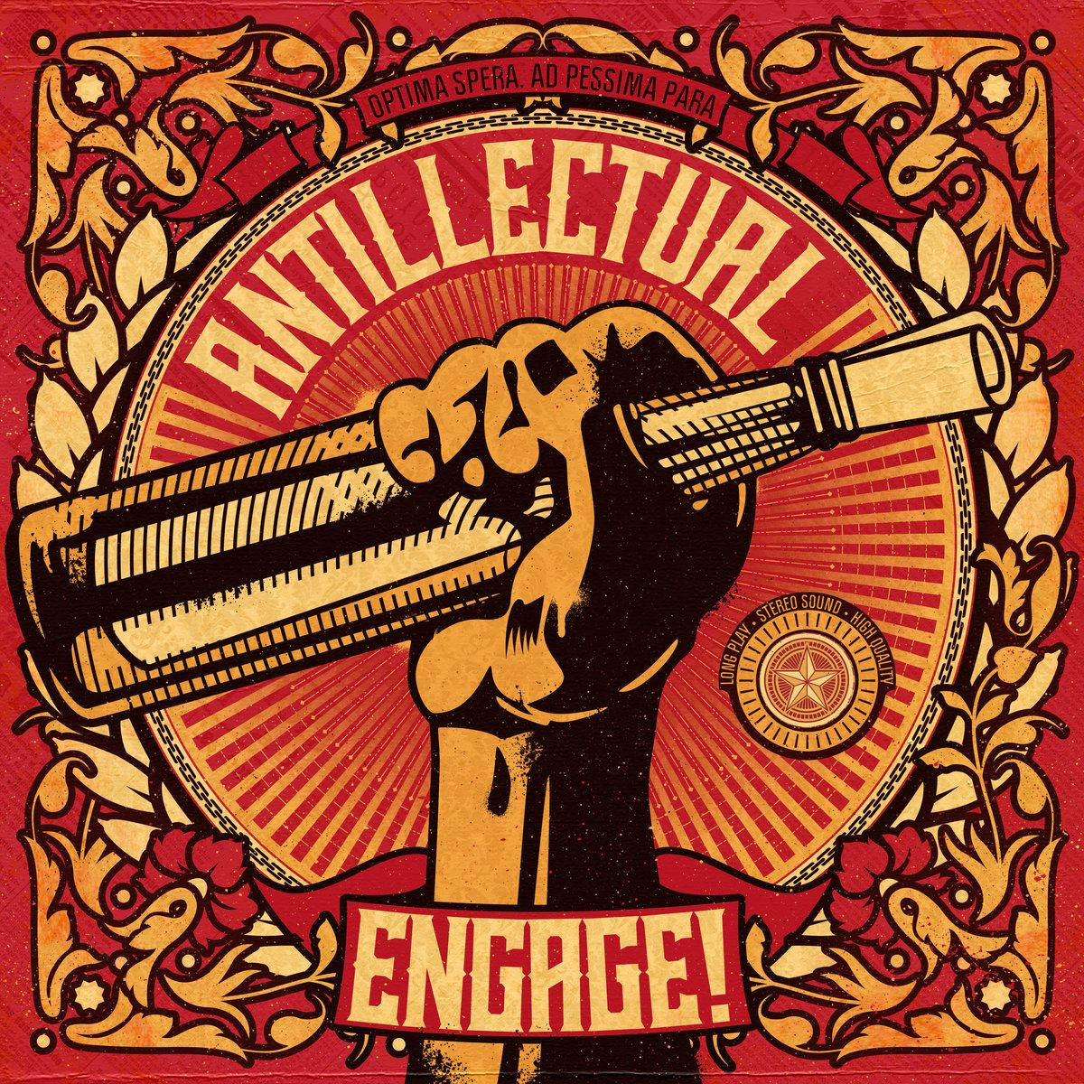 Antillectual - Engage! (2016)