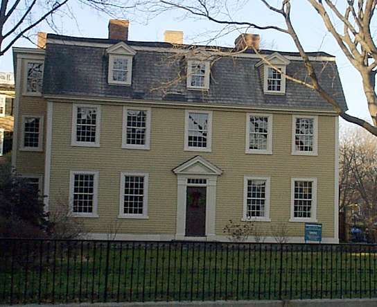 New England Colonial Homes New England They Brought Building