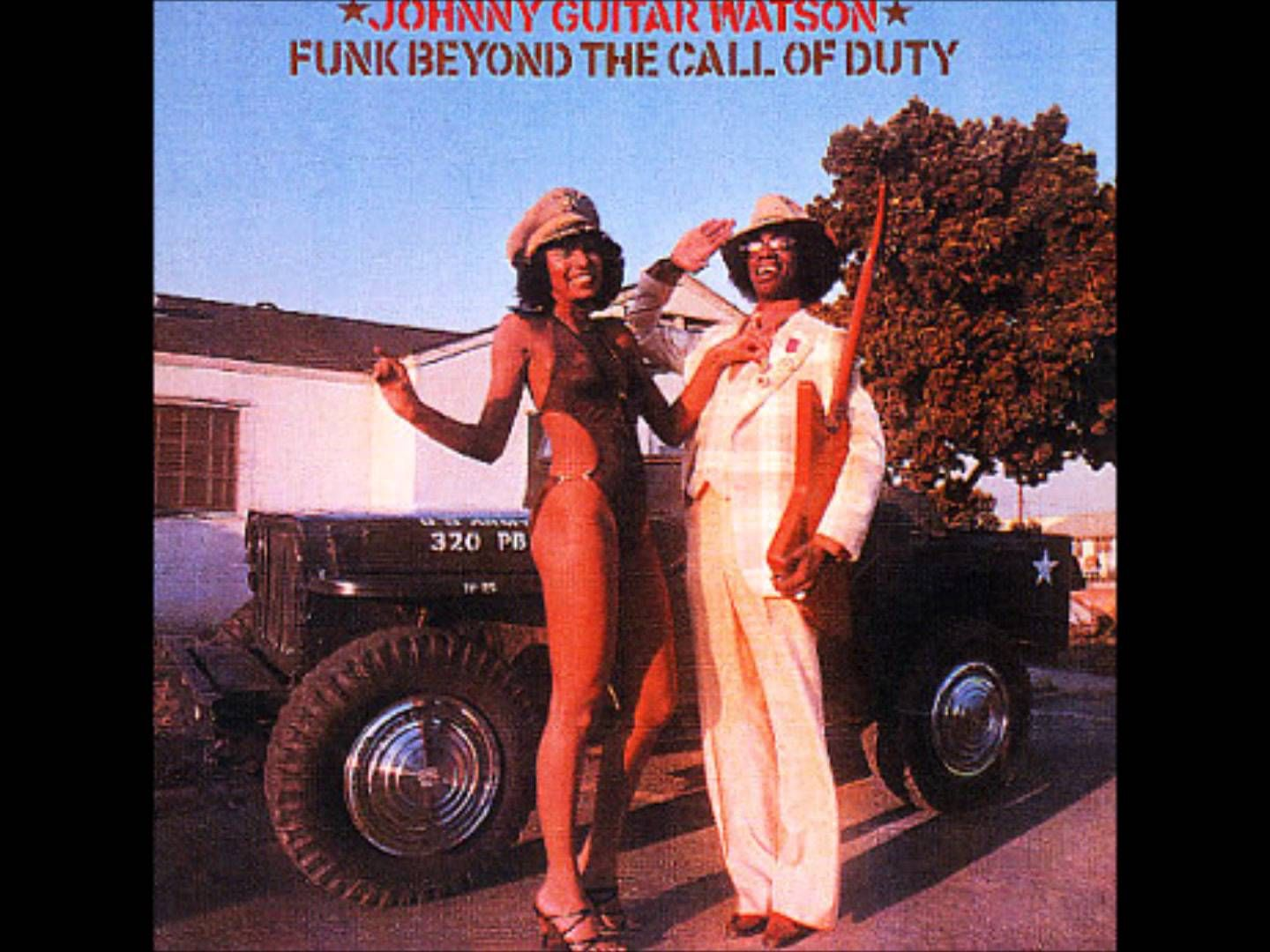 It's admittedly quite cool, after. Johnny Guitar Watson-I'm Gonna Get You Baby   Johnny, Play ...