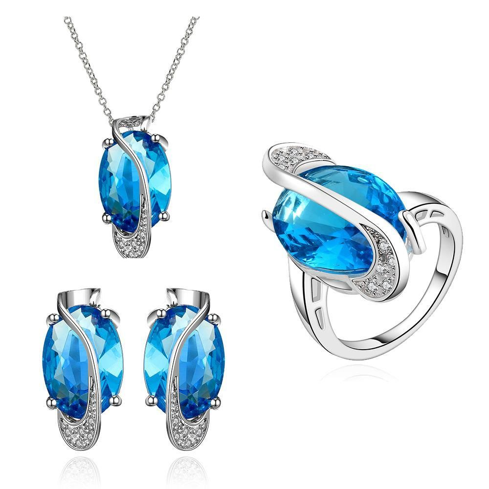 Fvrsfree shopping extravagant party jewlery set for lady fashion