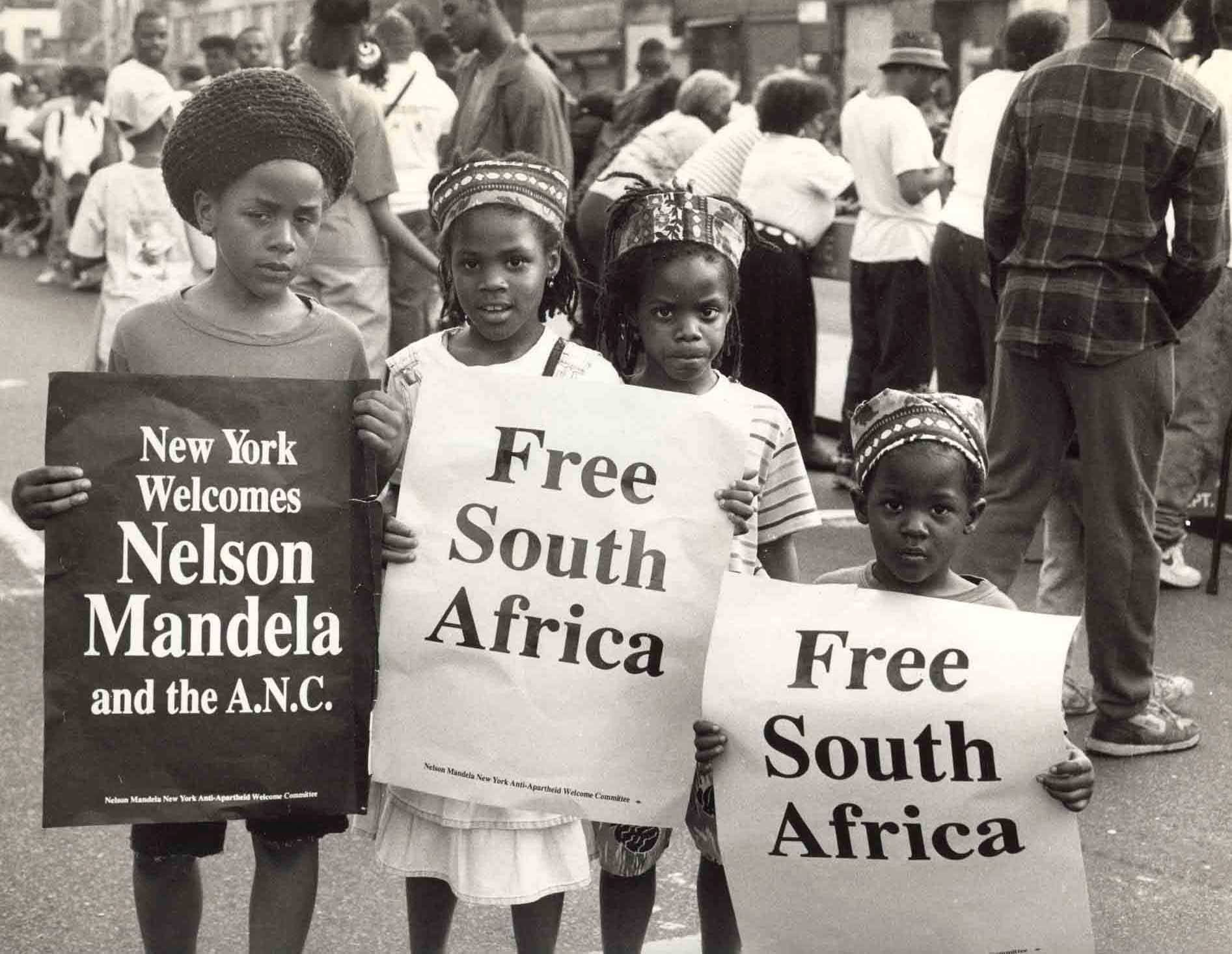Free South Africa Nelsonmandela