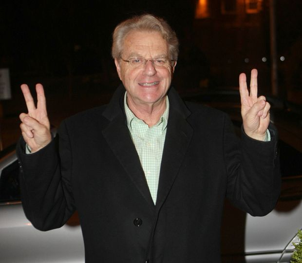 jerry springer you are not the father