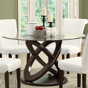 Foot Round Kitchen Table اركت Pinterest Round Kitchen - 3 foot round dining table