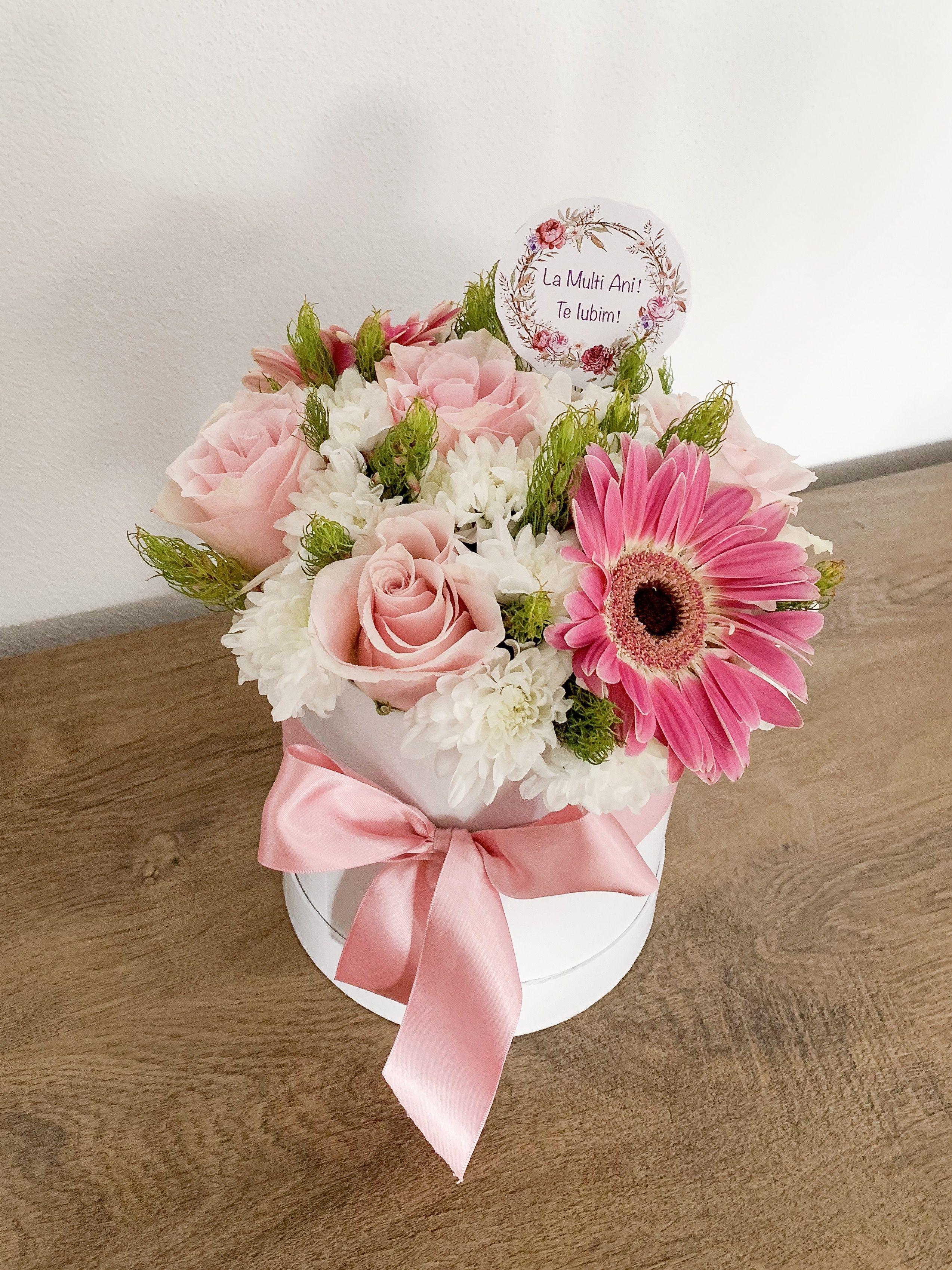 Happy Birthday Flowers Gift Birthday Flowers Flower Boxes
