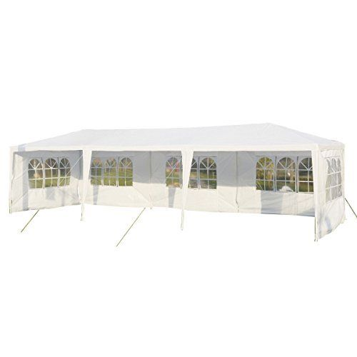Best Camping Tents Tangkula 10x30 Outdoor Party Bbq Tent Outdoor Canopy Whitetangkula 10x30 Outdoor Party B Canopy Outdoor Canopy Tent Outdoor Gazebo Canopy