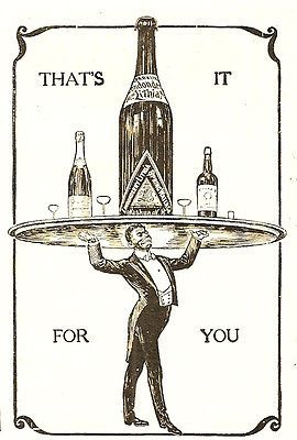 1902 LONDONDERRY LITHIA SPRING WATER CO, NASHUA, NEW HAMPSHIRE MINERAL WATER AD