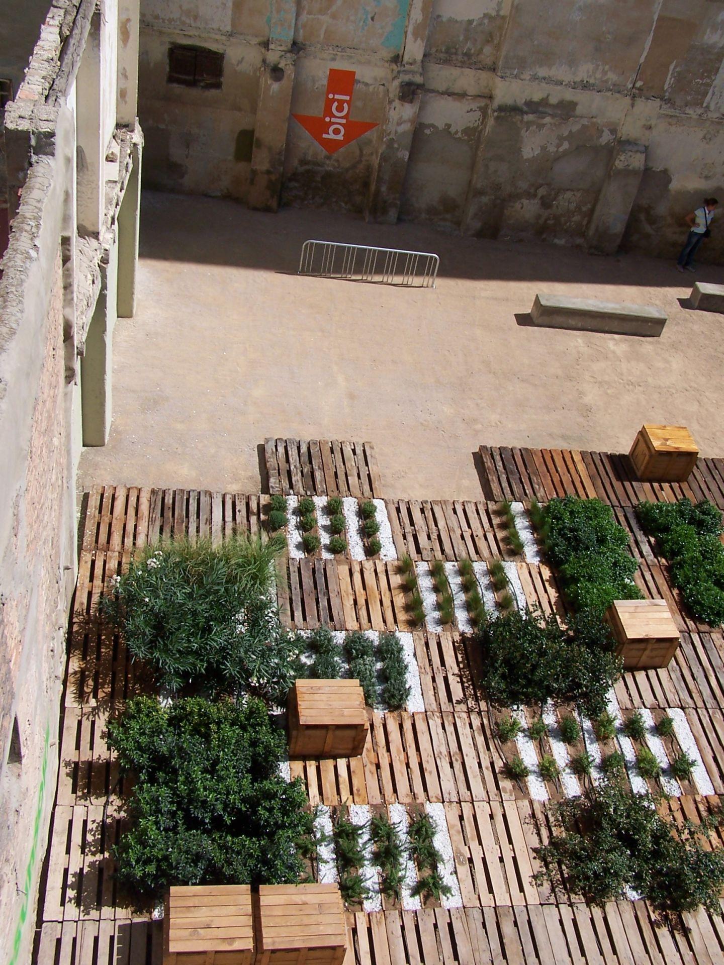 Pocket Park: Patrizia Di Monte - gravalosdimonte arquitectos ...