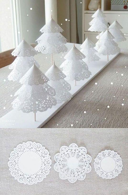 Déco de Noël à faire soi même | Christmas craft | Pinterest