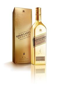 Johnnie Walker Gold Label Reserve Limited Edition 2014 Licor Botellas Cigarro Puro