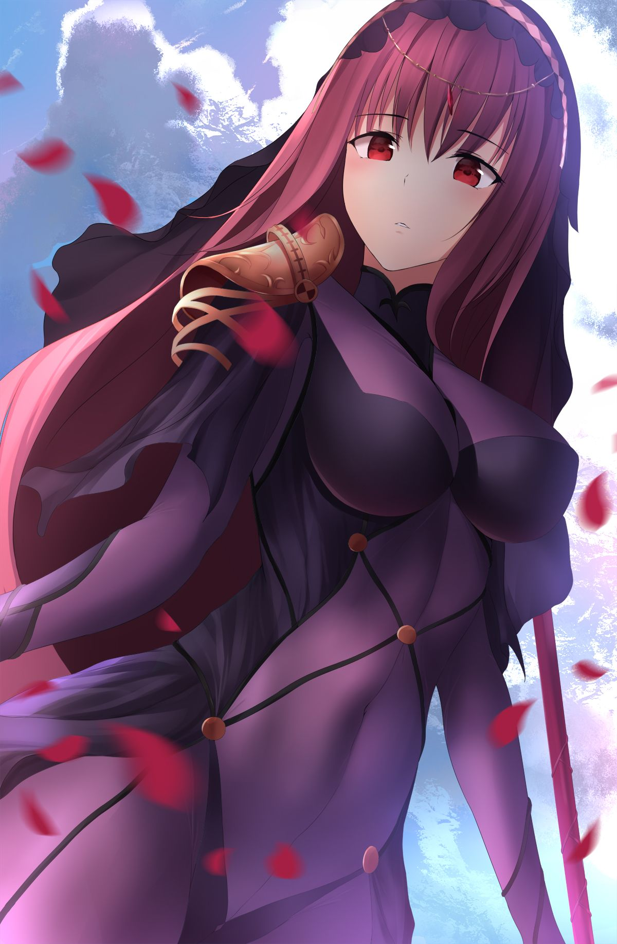 Scáthach【Fate/Grand Order】