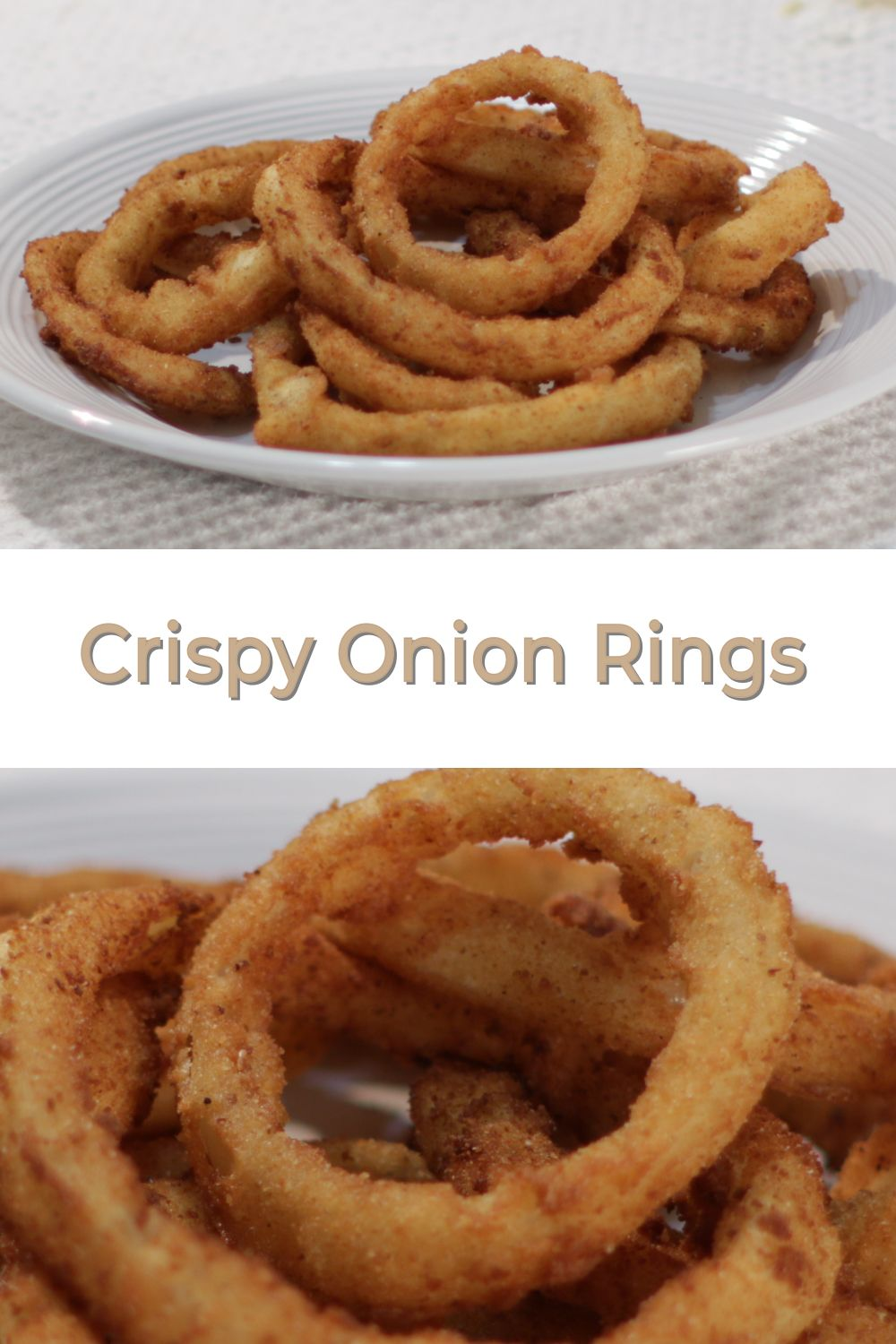 Crispy Onion Rings Recipe In The Kitchen With Matt Recipe In 2020 Onion Rings Recipe Onion Rings Recipes