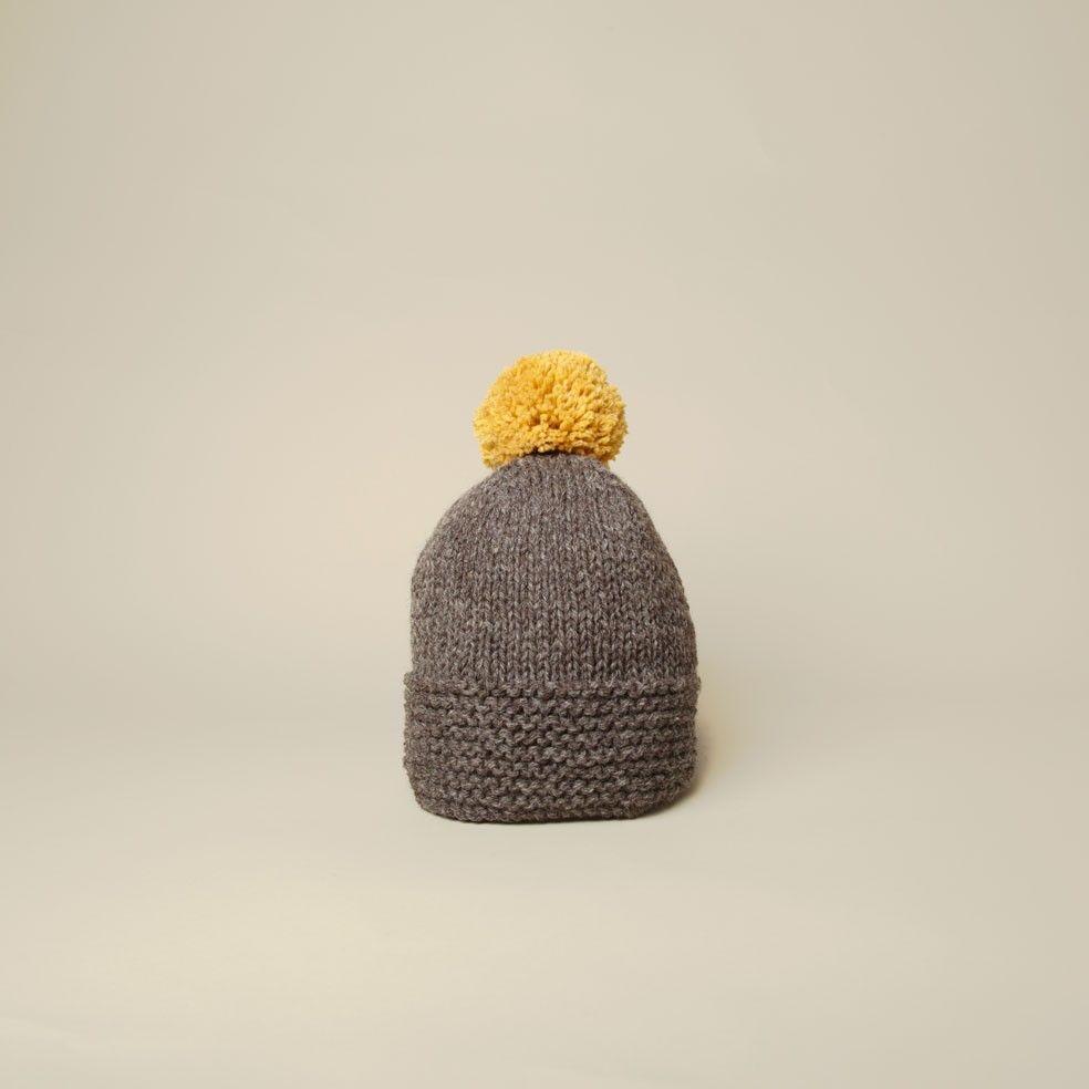 Berry bobble hat   Hats   Pinterest   Tricotar y Gorros