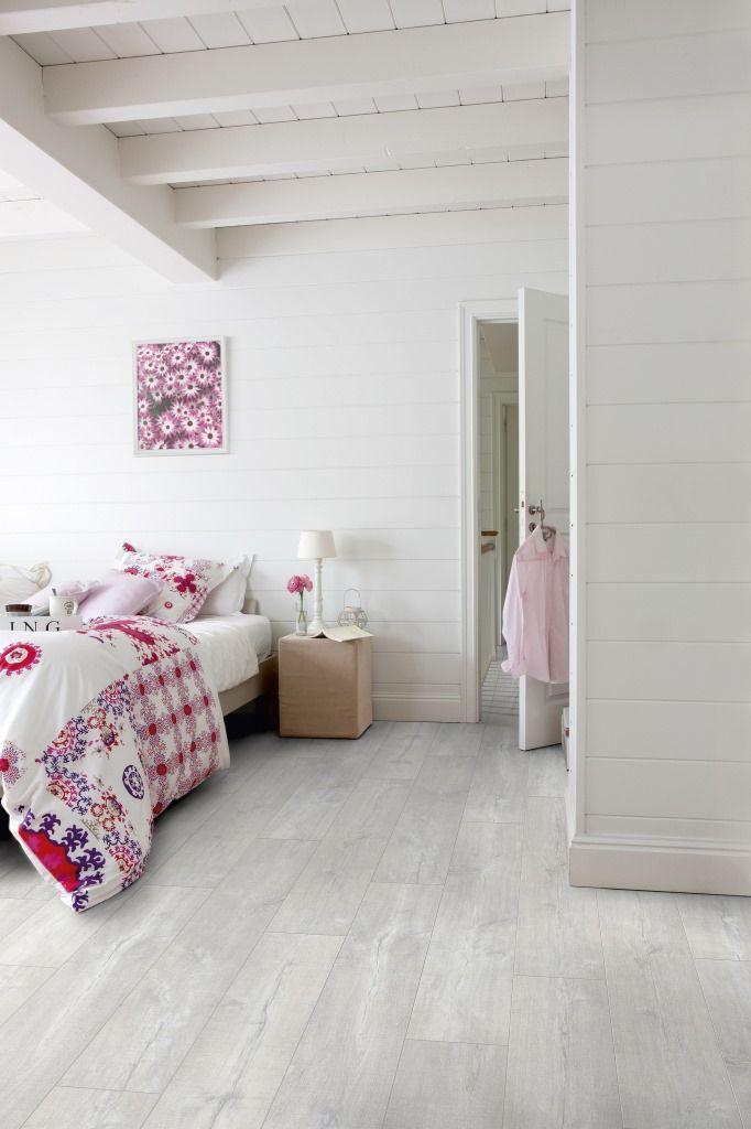 lames vinyles clipsables livyn clic ch ne patin blanc saint maclou mon futur chez moi. Black Bedroom Furniture Sets. Home Design Ideas