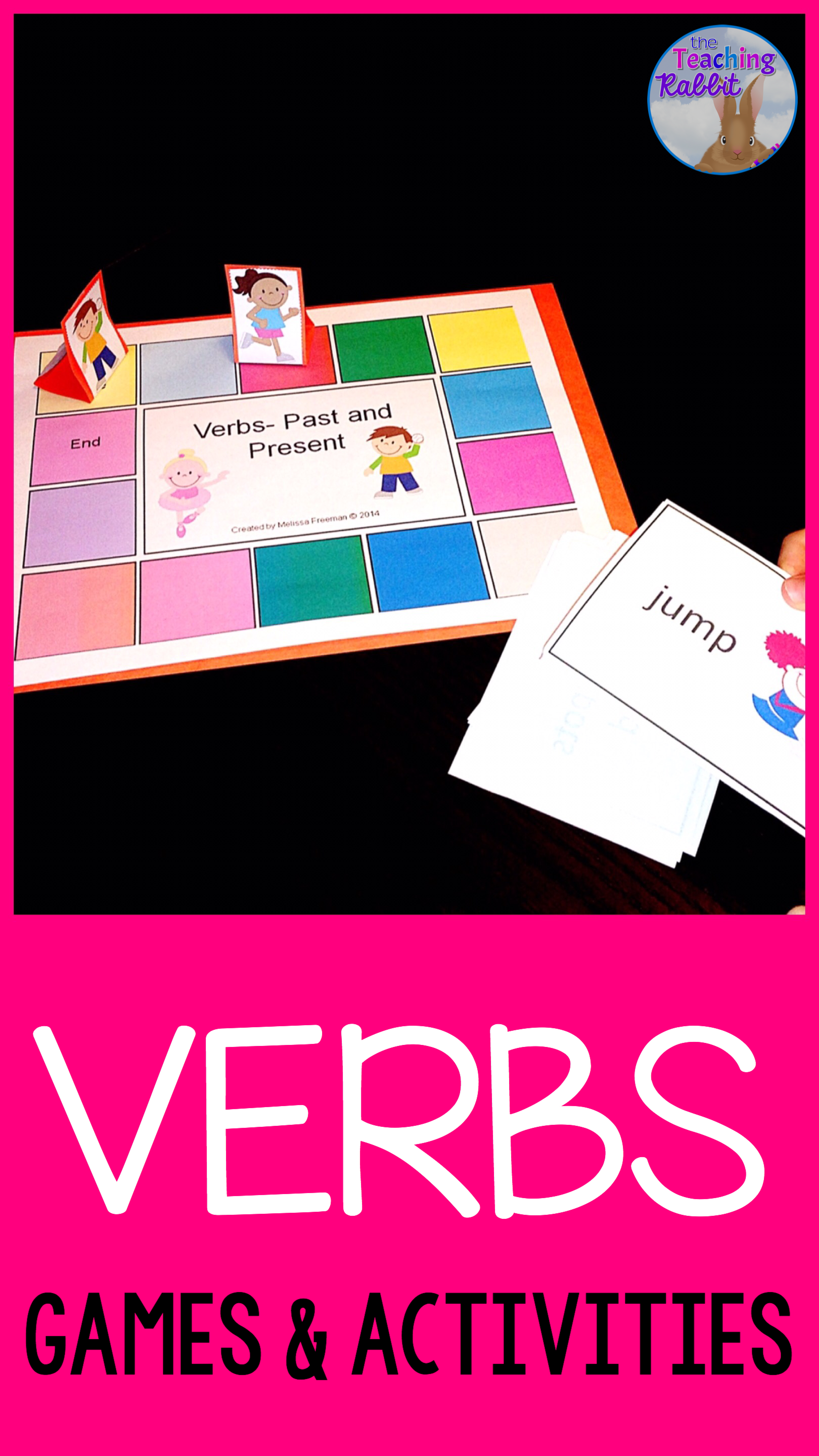 Verbs Activities With Images