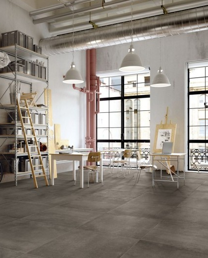 De Tegelfirma | Betonstil Concrete Warm