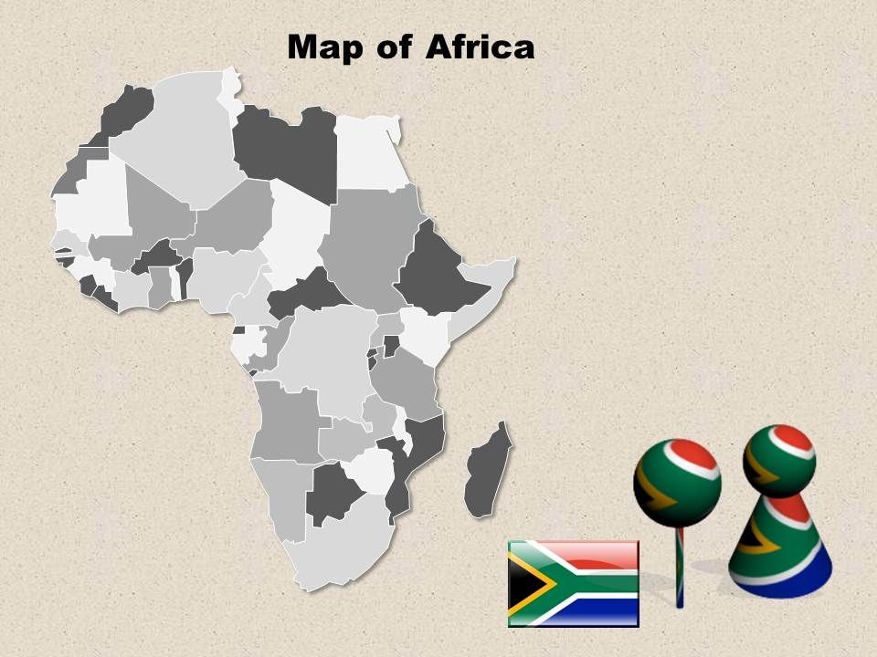 Map Of Africa Land Features.Explore More About The Land Features Of Africa With Excellent