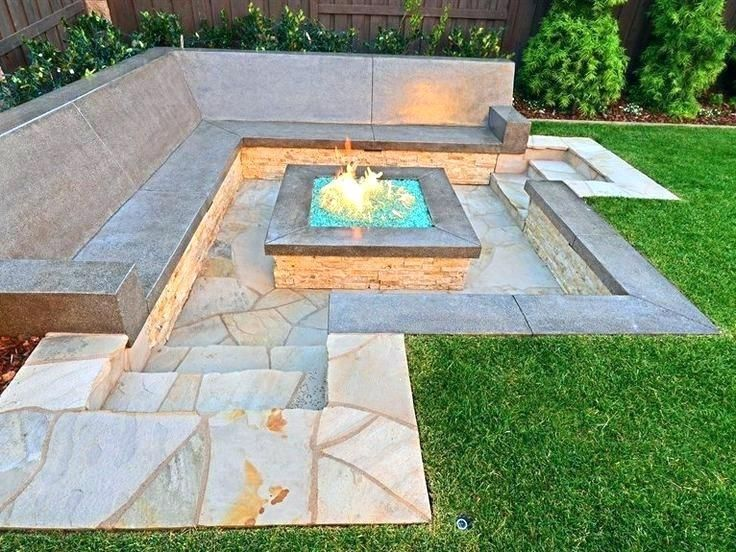 New Outdoor Inground Fire Pit Ideas 2 Built In Pictures Findkeep Me