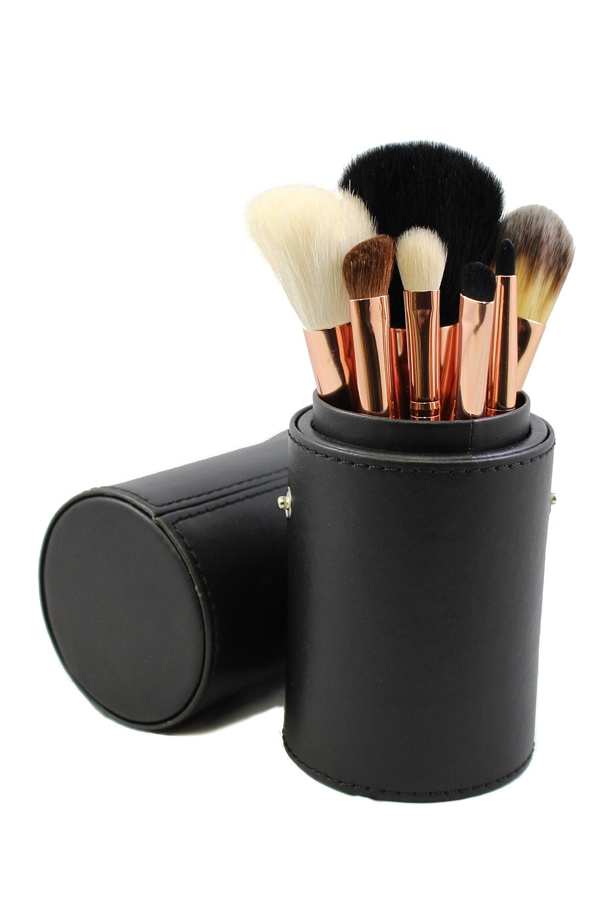 Morphe SET701 Rose Set with Case Set of 7 Rose