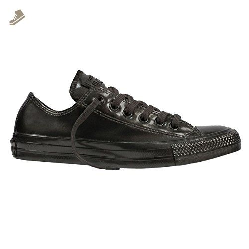 Converse Womens Chuck Taylor All Star Metallic Rubber Black Synthetic Trainers 39 EU qm2Mcc6