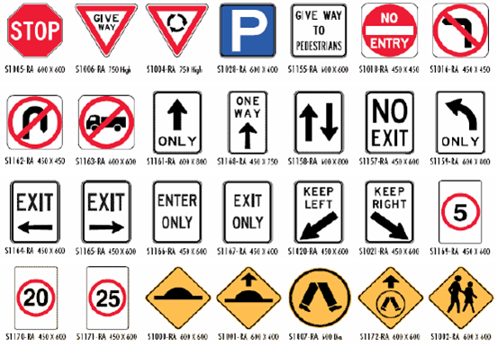 Image Result For Pedestrian Signs Nsw Signs Pinterest Road - Car signs