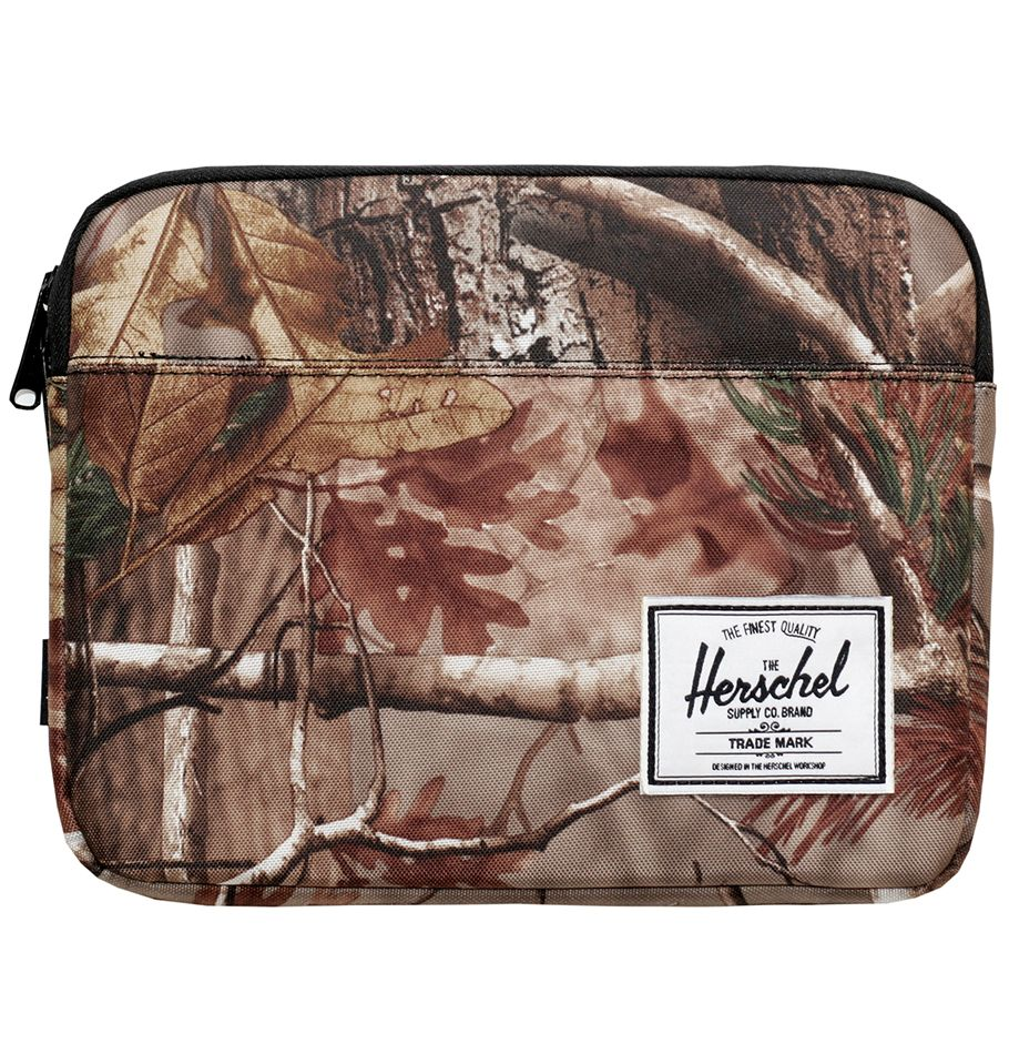 Herschel supply co anchor ipad case in realtree with